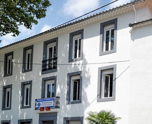 For seasonal lettings Lamalou Les Bains  340523914 Lamalou immobilier