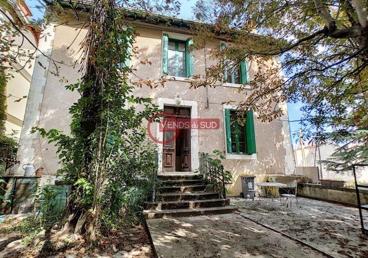 A vendre Maison bourgeoise Lamalou Les Bains | R�f 340524457 - Progest