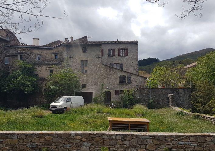 A vendre Maison en pierre Saint Gervais Sur Mare | Réf 340524501 - Lamalou immobilier