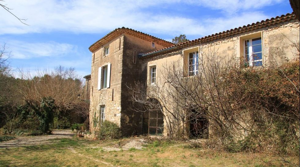 Vente domaine clermont l herault 34800 11 pieces 400m2 for Achat maison herault