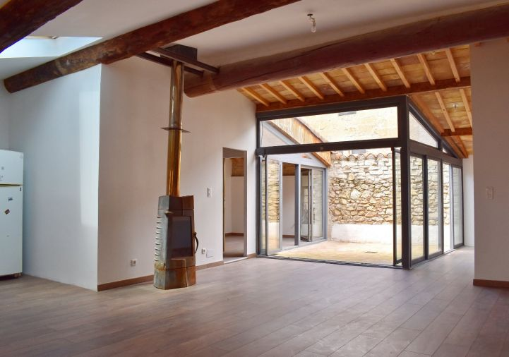 A vendre Maison de caractère Castelnau De Guers | Réf 340572175 - Les clés du soleil