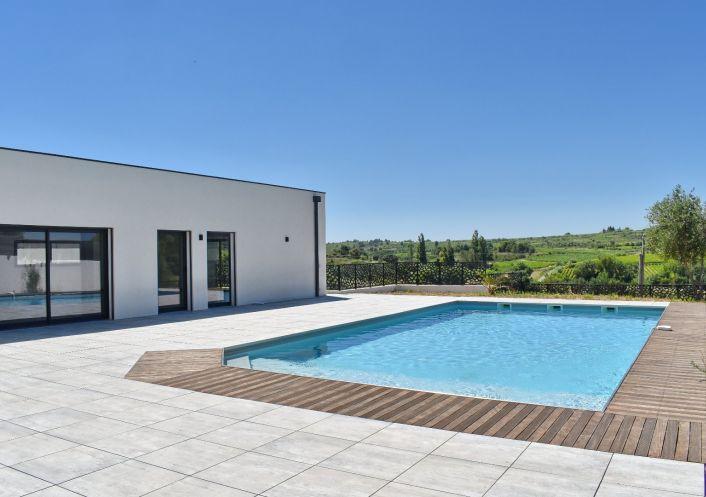 A vendre Villa d'architecte Pezenas | R�f 340572188 - Albert honig