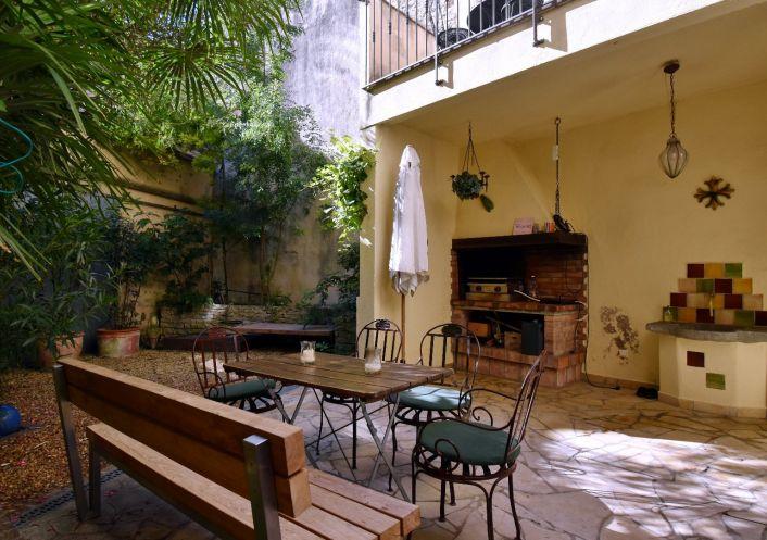 A vendre Maison de caract�re Pezenas | R�f 340572613 - Albert honig