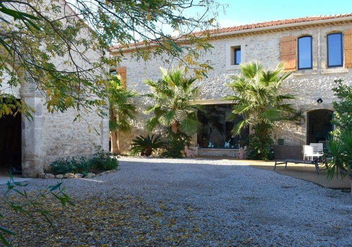 A vendre Maison de caract�re Pezenas | R�f 340572664 - Albert honig
