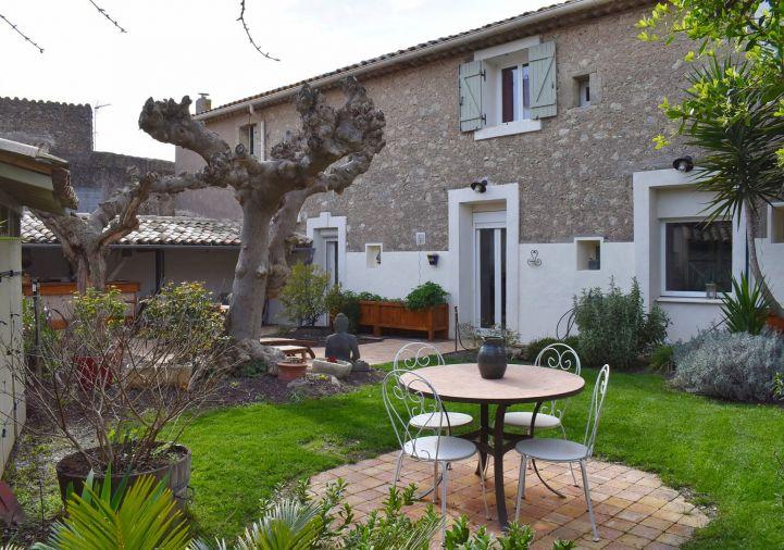 A vendre Maison vigneronne Pezenas | Réf 340572713 - Les clés du soleil