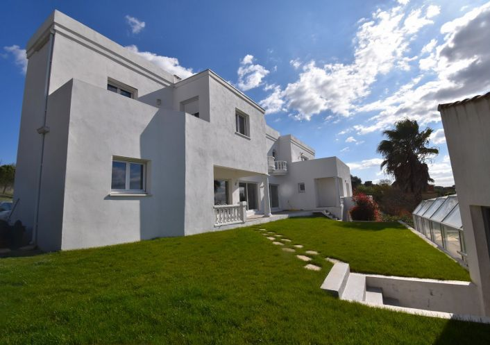 A vendre Villa d'architecte Pezenas | R�f 340572714 - Albert honig