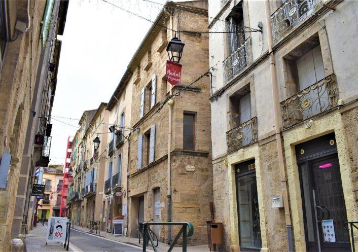 A vendre Maison de caract�re Pezenas | R�f 340572758 - Albert honig