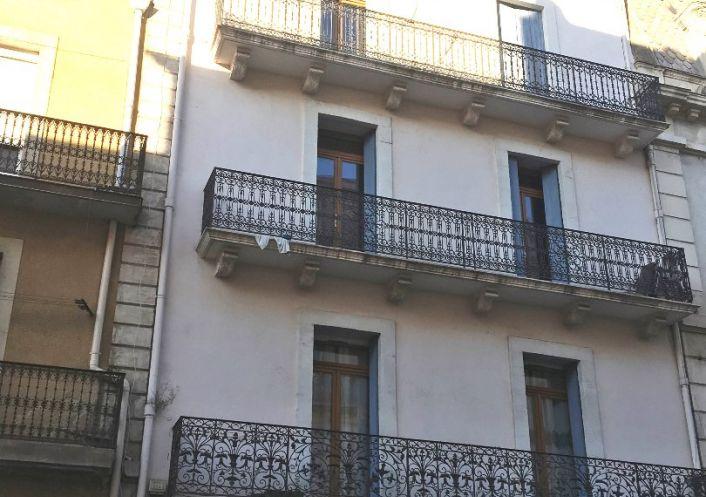 A vendre Immeuble Beziers | Réf 340593812 - Comptoir de l'immobilier