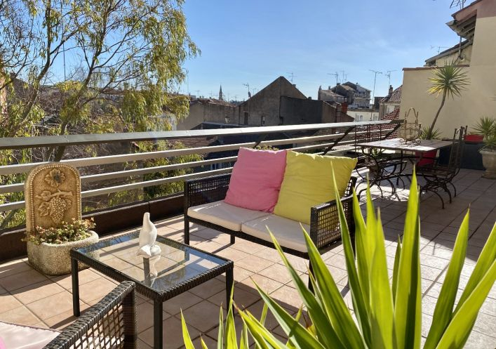 A vendre Appartement terrasse Beziers | R�f 340593912 - Version immobilier