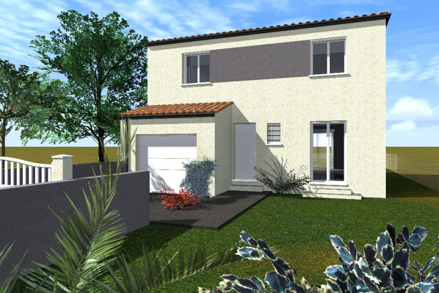 Villa en vente lieuran les beziers rf 340614461 - Le comptoir de l immobilier neauphle le chateau ...