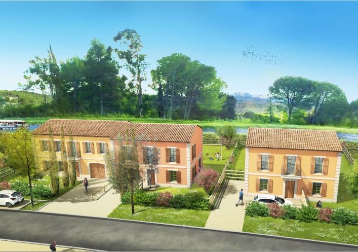 A vendre Capestang 340615080 Version immobilier