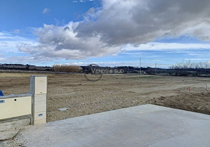 A vendre Terrain constructible Capestang | Réf 340615091 - Comptoir de l'immobilier