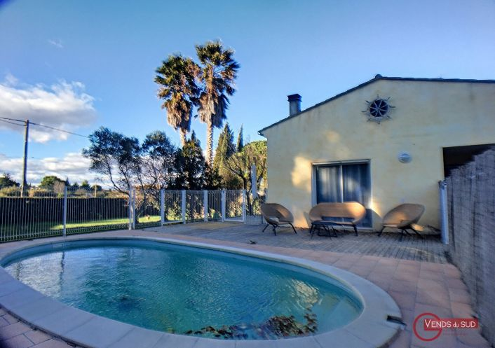 A vendre Villa Beziers | Réf 340615821 - Comptoir de l'immobilier