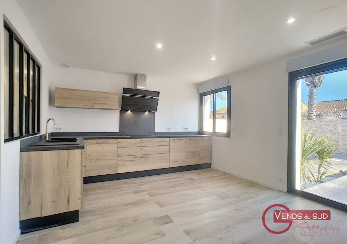 A vendre Maison Sauvian   Réf 340615911 - Comptoir de l'immobilier