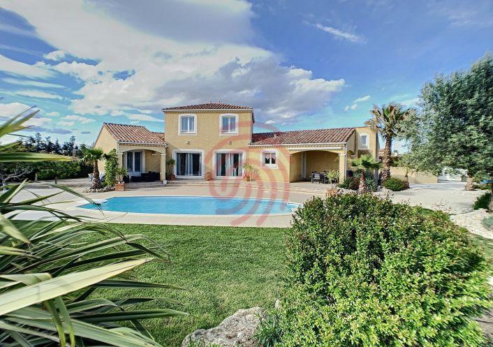 For sale Villa Thezan Les Beziers | Réf 340616044 - Comptoir de l'immobilier