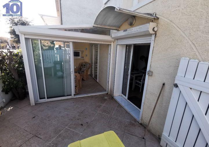 A vendre Appartement en rez de jardin Valras Plage | Réf 340651048 - Agence dix immobilier