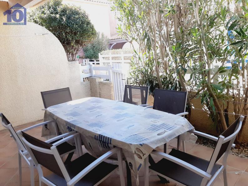 en location saisonnière  Valras Plage | Réf 340651159 - Agence dix immobilier