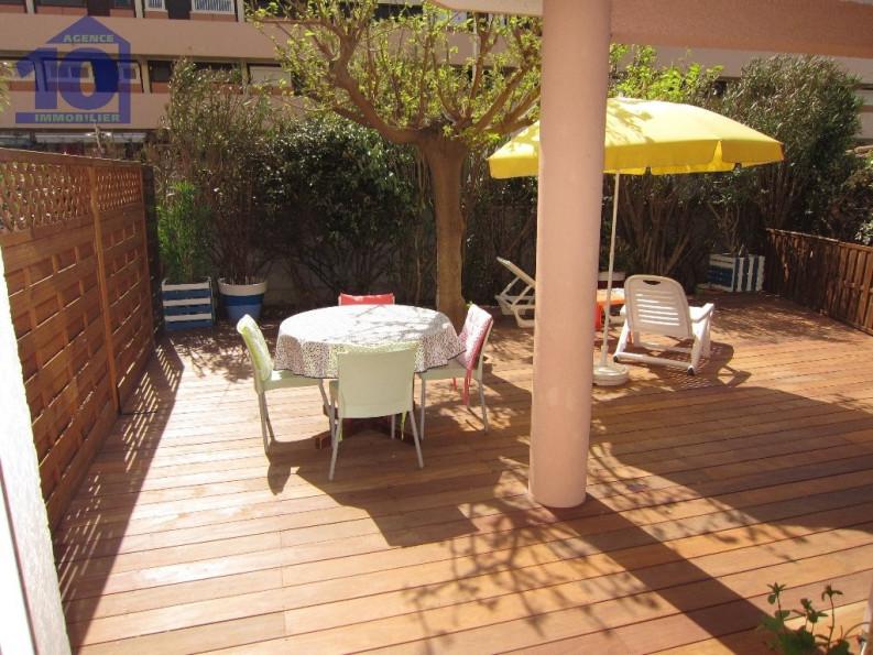 En location saisonnière Valras Plage 340651205 Agence dix immobilier