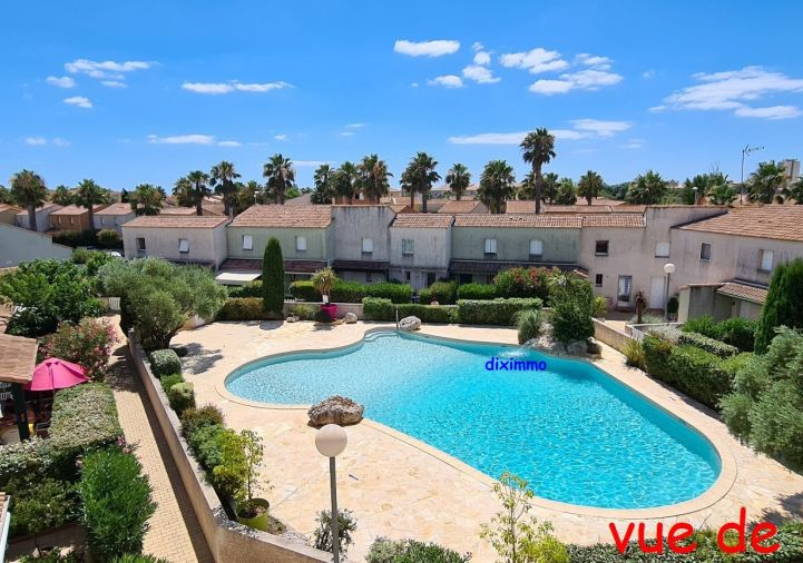 for seasonal lettings Appartement Valras Plage | R�f 340651228 - Agence dix immobilier
