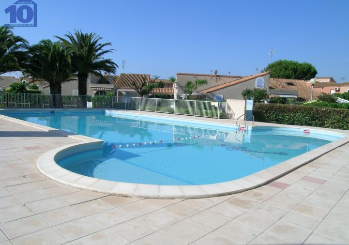 For seasonal lettings Valras Plage 340651382 Agence dix immobilier