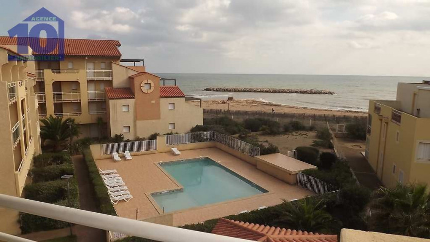 For seasonal lettings Valras Plage 340651493 Agence dix immobilier