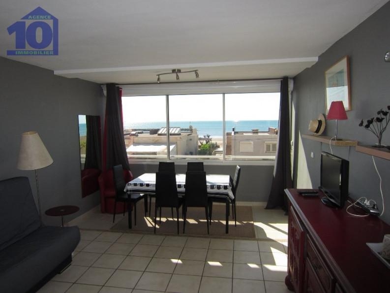 En location saisonnière Valras Plage 340651510 Agence dix immobilier