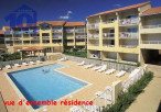 For seasonal lettings Valras Plage 340651517 Agence dix immobilier