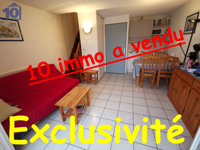A vendre  Valras Plage   Réf 340651625 - Agence dix immobilier