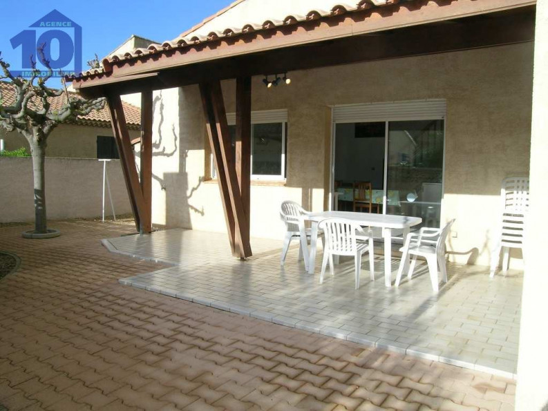 en location saisonnière  Valras Plage | Réf 340651659 - Agence dix immobilier