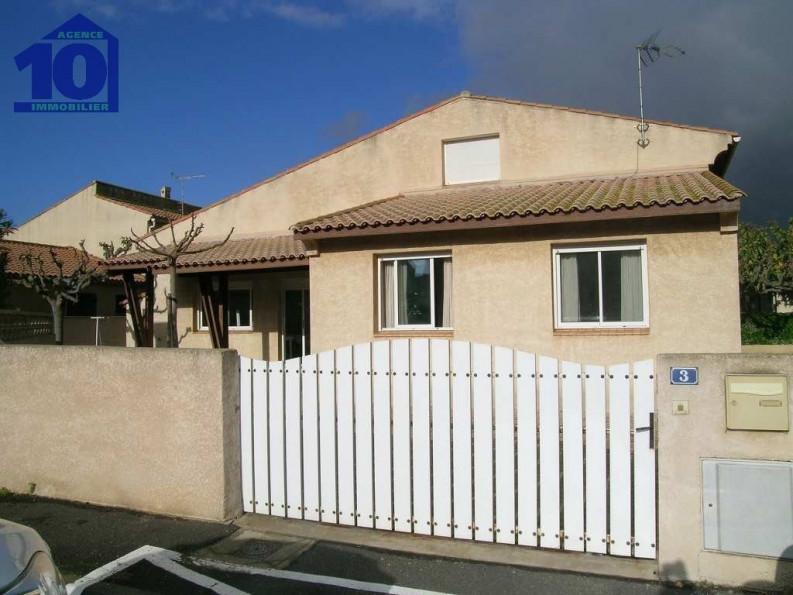 en location saisonnière  Valras Plage   Réf 340651659 - Agence dix immobilier