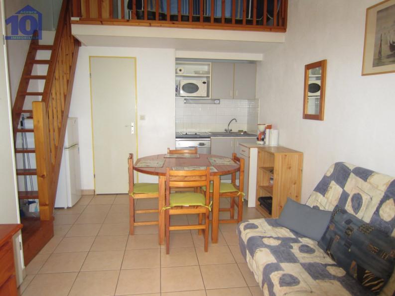 En location saisonnière Valras Plage 340651771 Agence dix immobilier