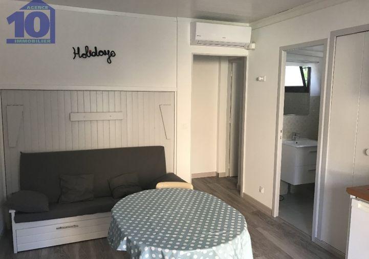 A louer Appartement en rez de jardin Valras Plage   Réf 340651955 - Agence dix immobilier