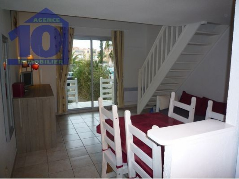 for seasonal lettings  Valras Plage | Réf 340651963 - Agence dix immobilier