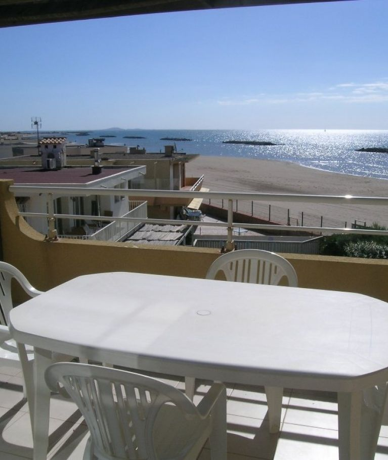 For seasonal lettings Valras Plage 340651976 Agence dix immobilier