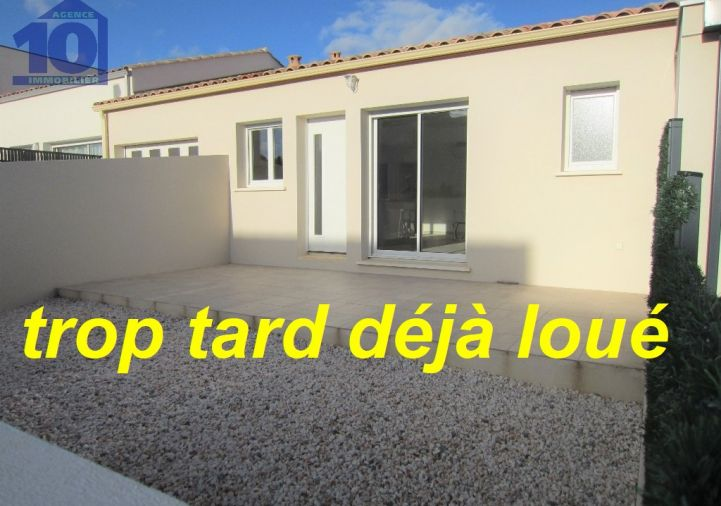 A louer Serignan 340652058 Agence dix immobilier