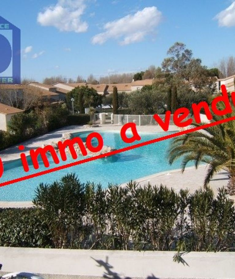 A vendre Valras Plage  340652069 Agence dix immobilier