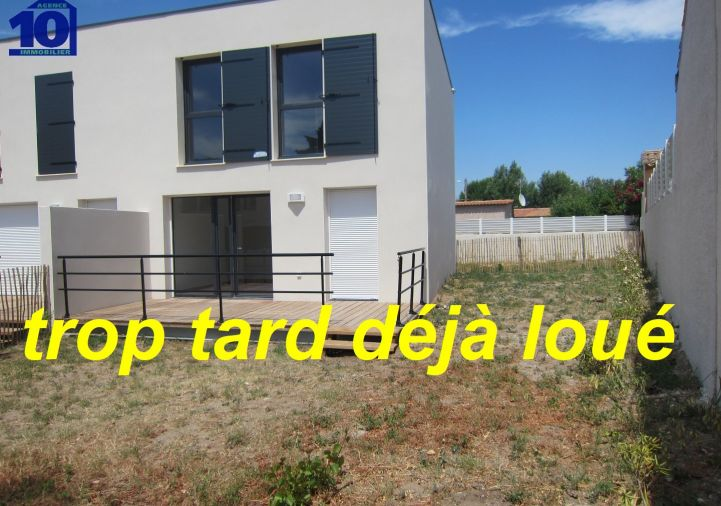 A louer Serignan 340652076 Agence dix immobilier