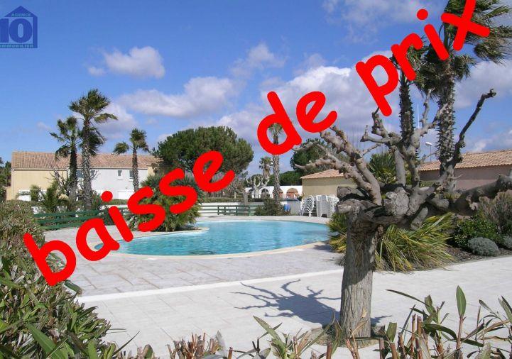 En location saisonnière Vendres 340652100 Agence dix immobilier