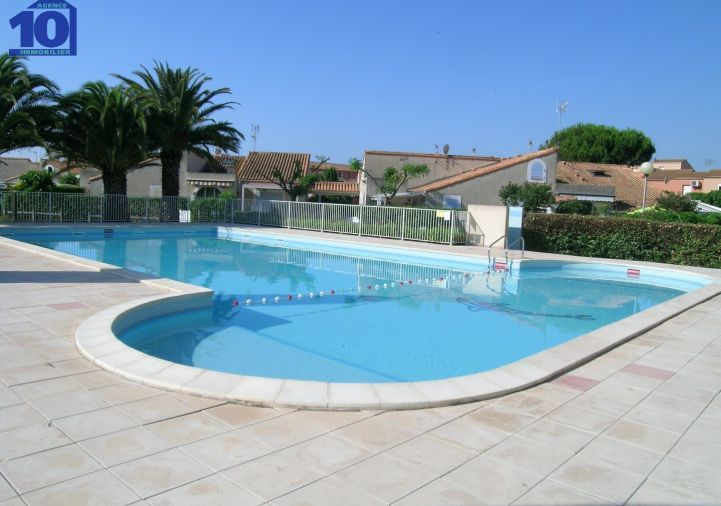 For seasonal lettings Valras Plage 340652101 Agence dix immobilier