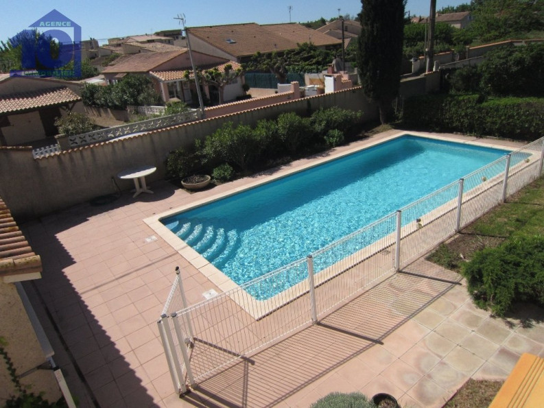 For seasonal lettings Valras Plage 340652107 Agence dix immobilier