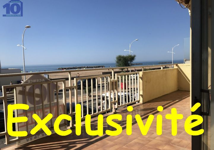 A vendre Valras Plage 340652138 Agence dix immobilier