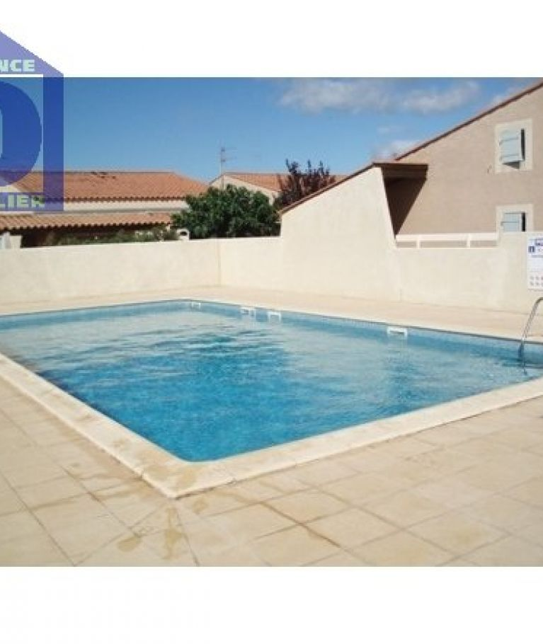 For seasonal lettings Valras Plage  340652151 Agence dix immobilier