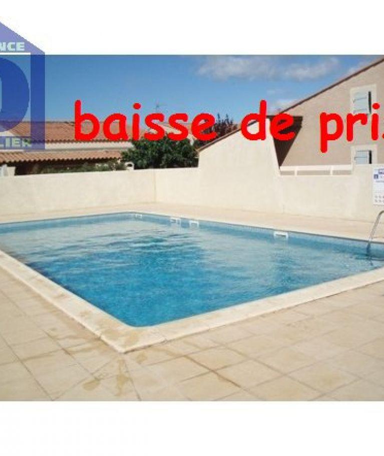 En location saisonnière Valras Plage  340652151 Agence dix immobilier