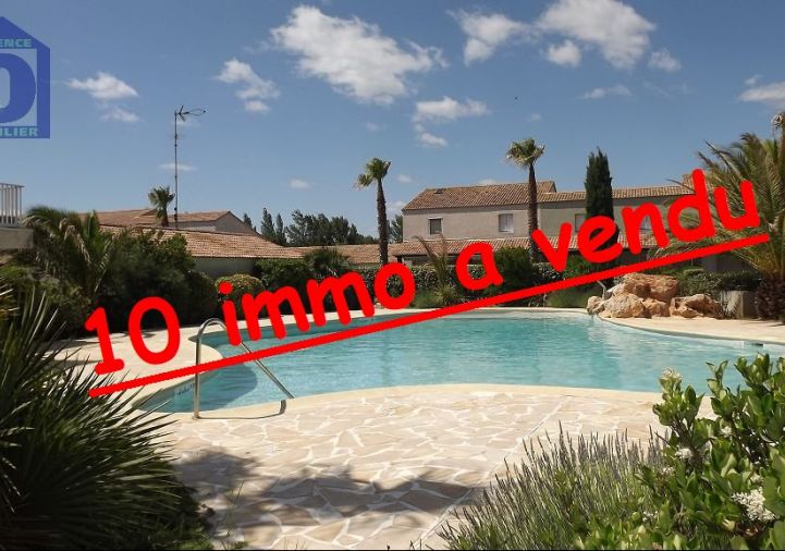 A vendre Valras Plage 340652240 Agence dix immobilier