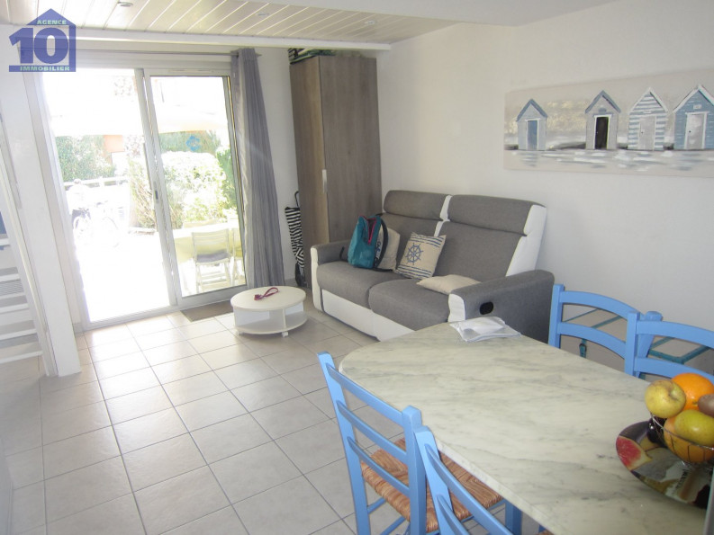 En location saisonnière Valras Plage 340652294 Agence dix immobilier