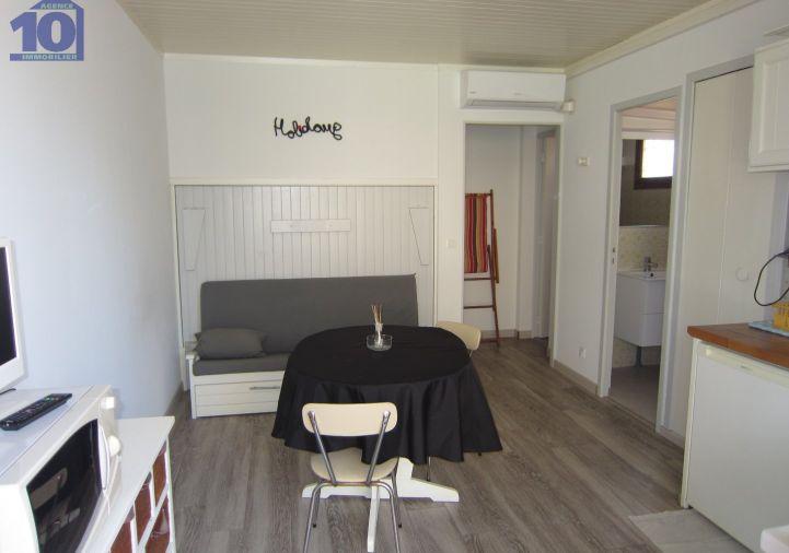 en location saisonnière Appartement en rez de jardin Valras Plage | Réf 340652298 - Agence dix immobilier