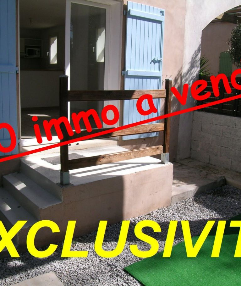 A vendre Valras Plage  340652299 Agence dix immobilier