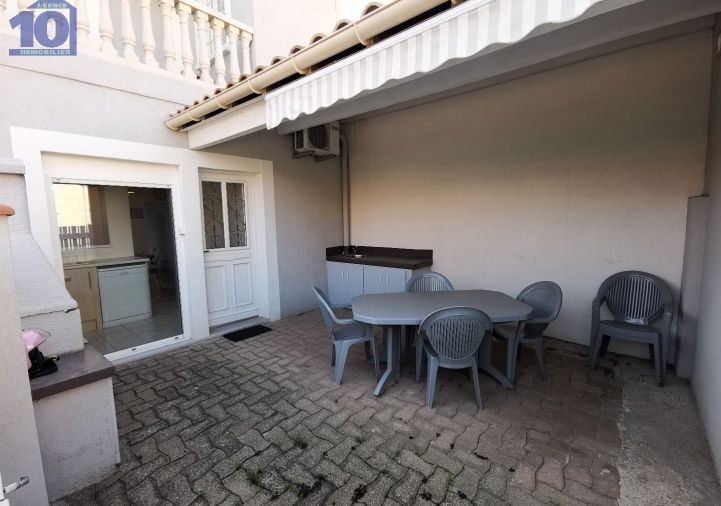 A vendre Valras Plage 340652321 Agence dix immobilier