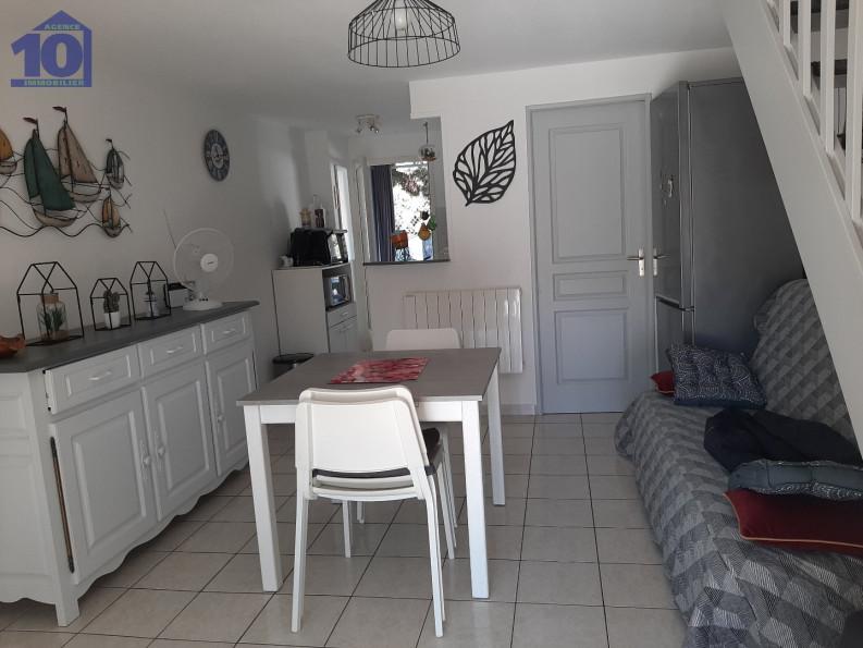en location saisonnière  Valras Plage   Réf 340652323 - Agence dix immobilier