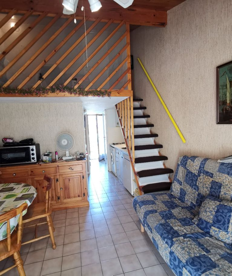 A vendre Valras Plage  340652336 Agence dix immobilier